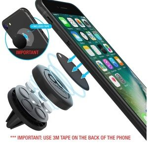 Universal Maxboost support for cell phone
